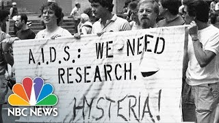 First AIDS Patients Diagnosed 35 Years Ago | Flashback | NBC News