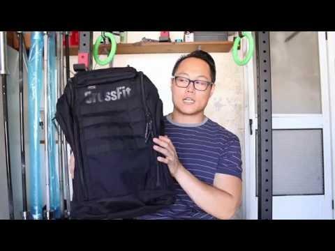 "reebok-crossfit-training-backpack-""unboxing"""