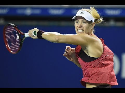 Toray Pan Pacific Open Second Round   Angelique Kerber vs Daria Kasatkina   WTA Highlights
