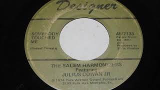 Salem Harmonizers       somebody touch me