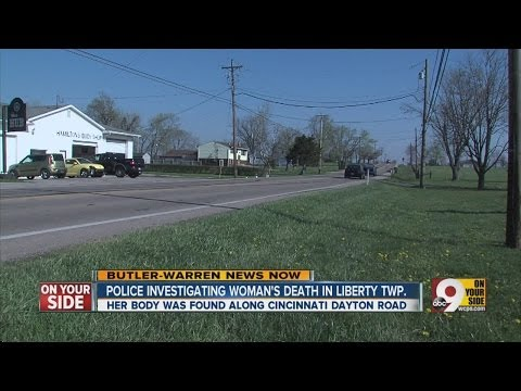 Police investigate woman's death in Liberty Township