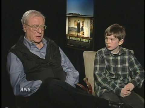 Download MICHAEL CAINE & BILL MILNER ANS INTERVIEW IS ANYBODY THERE