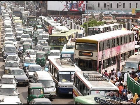 essay on problems of dhaka city