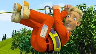 Fireman Sam full episodes HD | The Pontypandy's Pioneers are stuck in the treehouse! 🚒 🔥Kids Movies
