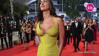 Neu-Mama Irina Shayk überstrahlt alle in Cannes!