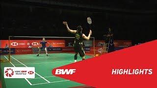 PERODUA Malaysia Masters 2019   MS - SF - HIGHLIGHTS   BWF 2019