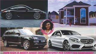 How Rich is Mercy Aigbe? ► All Her Companies, Mansions, Cars, Luxuries & Assets