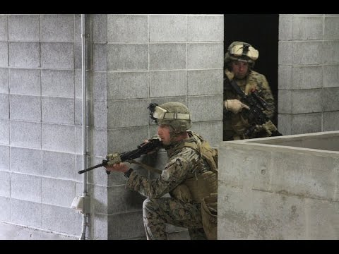 Urban Warfare Training, Part 1 -- 'Fight in any environment'