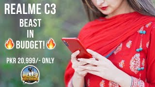Realme C3 Phone ya Miracle RS 20,999/- main Ultra performance? Detailed review of Realme C3 Beast