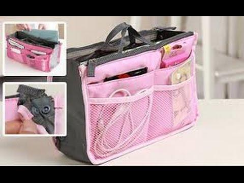 nuovo di zecca 8684c 7e6be La mia BAG ORGANIZER!  3Dreamers