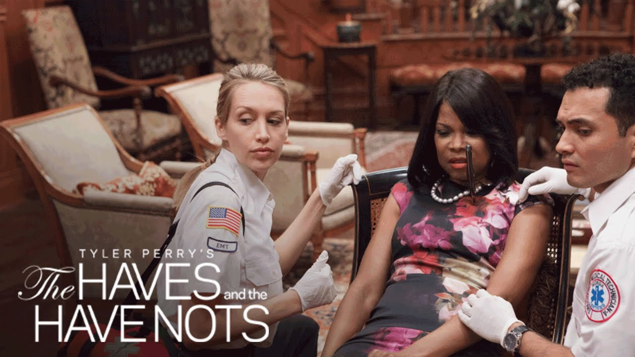 Download Veronica Walks Away from a Knife to the Heart   Tyler Perry's The Haves and the Have Nots   OWN
