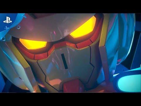 GUNDAM VERSUS - Launch Trailer   PS4