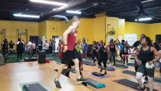 Xtreme Hip Hop with Phil : We walking it out in Grand Prairie, TX
