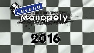Levend Monopoly: De teams over het bord.