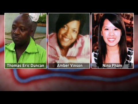 Update Second Dallas Healthcare Worker Continues To Be Identified As Having Ebola