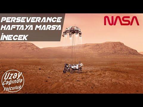 NASA'nın Yeni Roverı Mars 2020 \