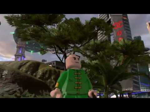 WONG - LEGO Marvel Super Heroes 2 Character Showcase