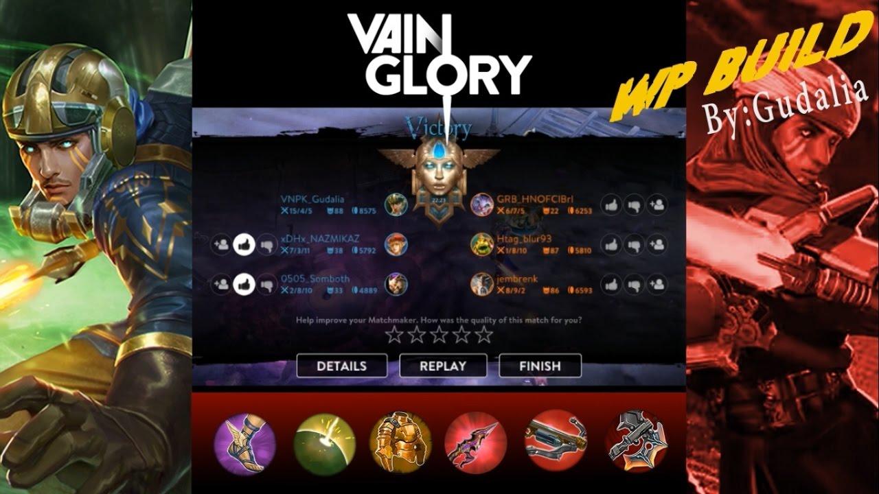 how to play idris vainglory