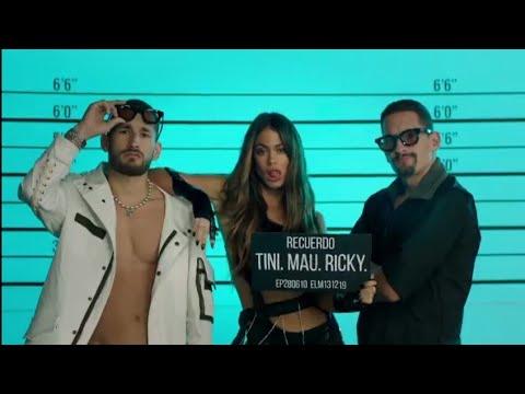 TINI, Mau y Ricky - Recuerdo
