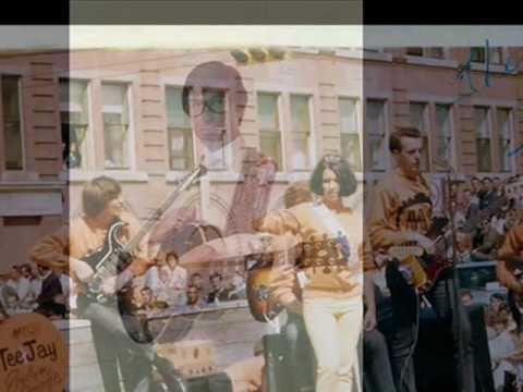 "Live ""CHED Bandstand "" Edmonton's Gary Donnelly and The VIPS ( The Strangers)1965"