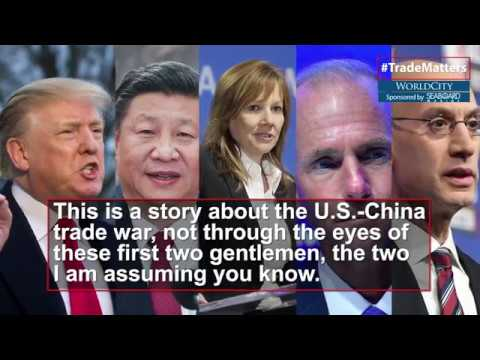 Mary Barra, Dennis Muilenburg, Adam Silver and the China Trade War
