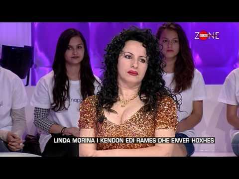 Zone e lire - Linda Morina i kendon Edi Rames dhe Enver Hoxhes! (28 tetor 2016)