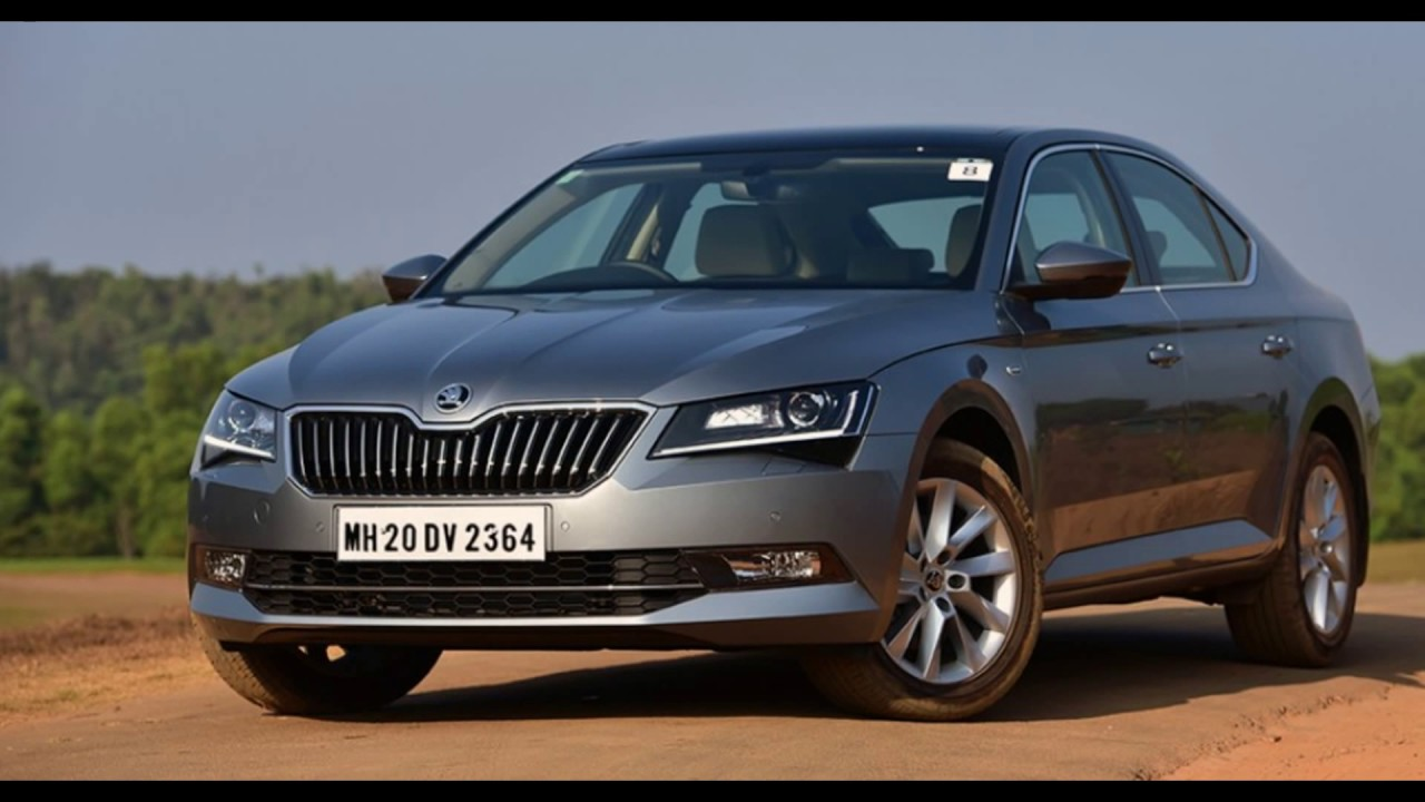 in 2018 skoda superb facelift new concept youtube. Black Bedroom Furniture Sets. Home Design Ideas
