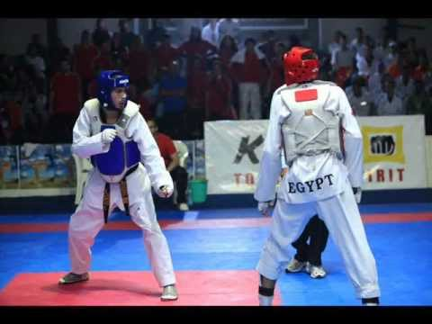 MOHAMMAD ABU LIBDEH Olympic Taekwondo Player