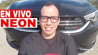 Dodge Neon 2018 (En Vivo) Exterior Interior 0-100 Manejo