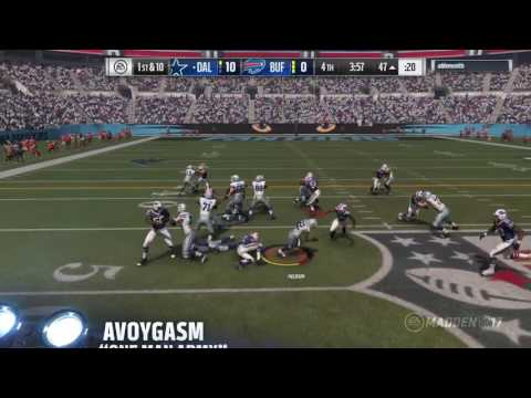 Madden 17 Gameplay | Plays of the Week 20