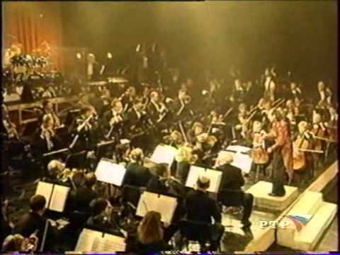 Scorpions - We'll Burn The Sky - Moscow, Russia 2001 (With Orchestra)