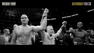 Wilder vs Fury 2 | Official Trailer