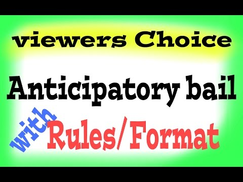 format-of-anticipatory-bail-application::-viewers-choice.