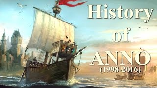 History of ANNO (1998-2016)