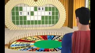 NCI - Wheel Of Fortune 1981 Prize Wheel (Test Video #1)