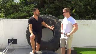 Jean Onche et Christophe Bonnefont parlent de la sèche en Musculation