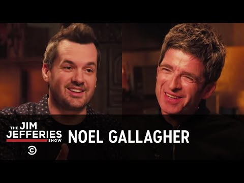 Noel Gallagher Meets His Biggest Fan - The Jim Jefferies Show