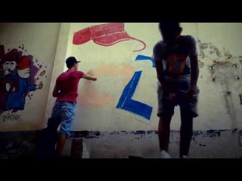 Graffiti algeria art 2016 HSINO & SALMO (part 2)