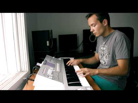 Morcheeba - Enjoy The Ride piano cover by Manu