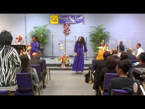 Praise Him in Advance praise dance