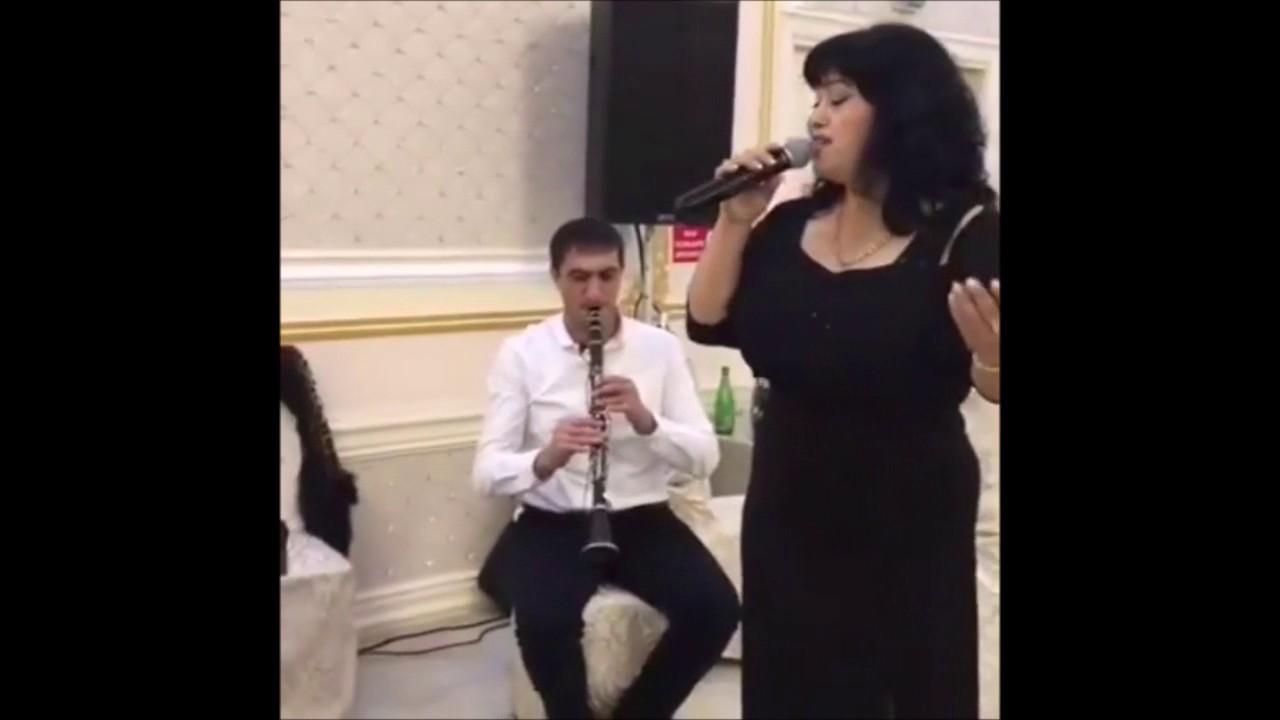 гр. Рухун Джамиля Шабанова Лезгинские песни Лезги манияр