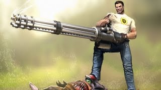 Serious Sam HD: The Second Encounter Gameplay PC[HD]