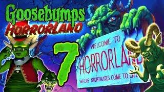 Goosebumps HorrorLand Walkthrough Part 7 (PS2, Wii) ☣ No Commentary ☣