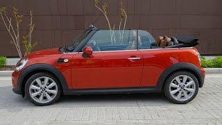 TEST Drive Mini Cooper D Cabrio