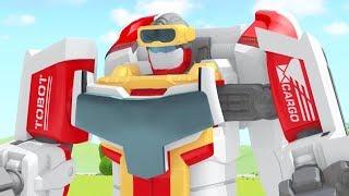 TOBOT English | 413 Off Road Offense | Season 4 Full Episode | Kids Cartoon | Videos For Kids