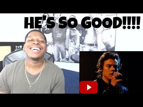 Harry Styles - Sign of the Times (Live on The Graham Norton Show) Reaction!!!