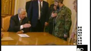 Намедни - 96. Ликвидация Дудаева и визит Ельцина в Чечню