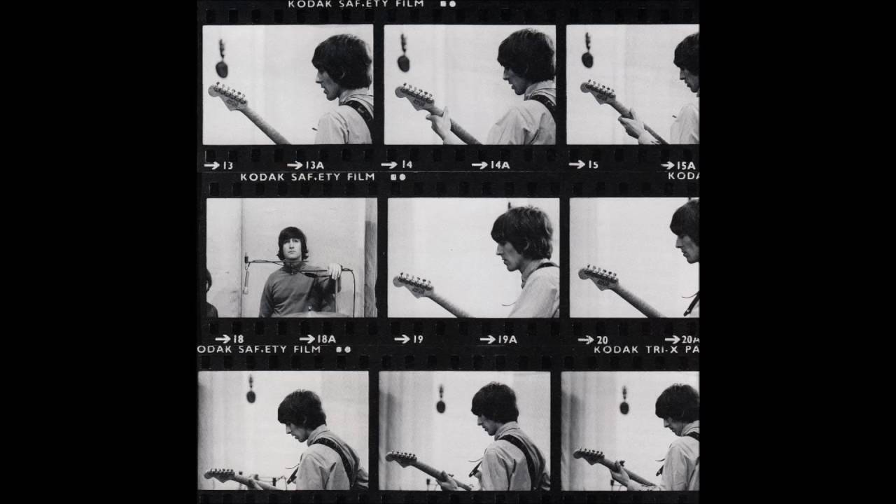 The Beatles Chat Rubber Soul sessions (unreleased)