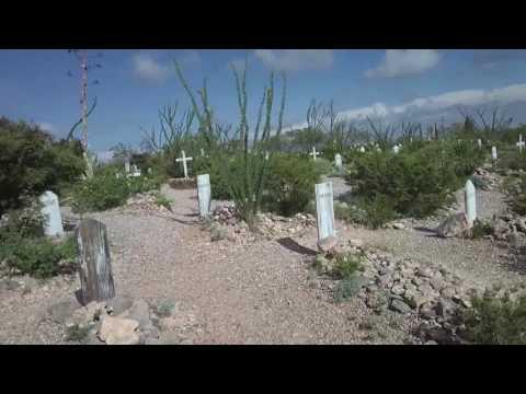 Inside Boothill Graveyard - Tombstone, Arizona