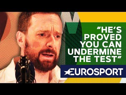 Wiggins Has His Say on the Froome Salbutamol Case | The Bradley Wiggins Show | Eurosport
